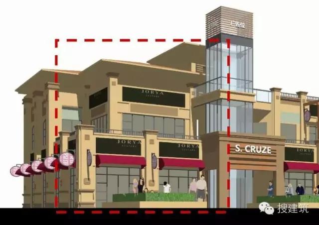 赞 沿街商业设计6大招,看完你也成专家高清图片